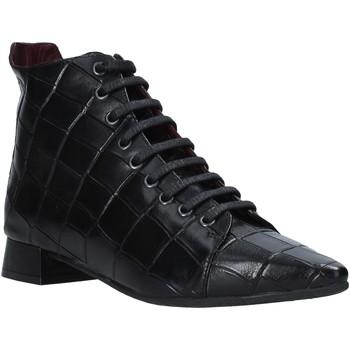 Pantofi Femei Ghete Bueno Shoes 20WR3002 Negru