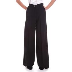 Îmbracaminte Femei Pantaloni fluizi și Pantaloni harem Fracomina F120W10069W05301 Negru