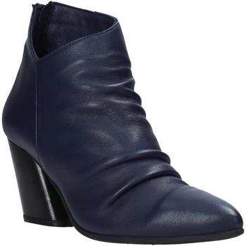 Pantofi Femei Botine Bueno Shoes 20WR1400 Albastru