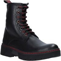 Pantofi Femei Ghete Bueno Shoes 20WR4901 Negru