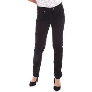 Îmbracaminte Femei Pantalon 5 buzunare Gaudi 821BD25025 Negru