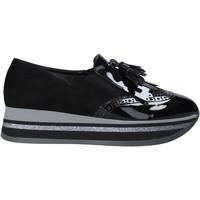 Pantofi Femei Mocasini Grace Shoes GLAM004 Negru