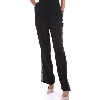 Îmbracaminte Femei Pantaloni fluizi și Pantaloni harem Calvin Klein Jeans J20J214905 Negru