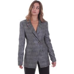 Îmbracaminte Femei Sacouri și Blazere Gaudi 021FD35023 Gri