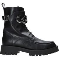 Pantofi Femei Ghete Grace Shoes 631007 Negru