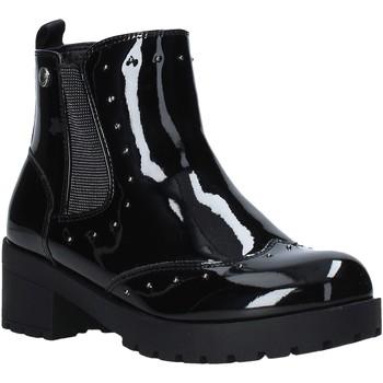 Pantofi Fete Botine Lumberjack SG32013 003 S04 Negru