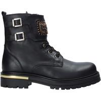 Pantofi Copii Ghete NeroGiardini I021581F Negru
