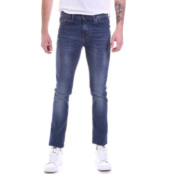 Îmbracaminte Bărbați Jeans slim Gaudi 021GU26001L32 Albastru