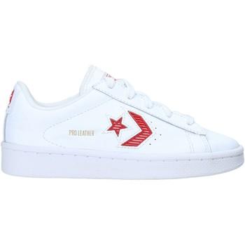 Pantofi Copii Pantofi sport Casual Converse 368404C Alb