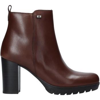 Pantofi Femei Botine Valleverde 49370 Maro