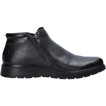 Pantofi Bărbați Ghete Valleverde 36837 Negru