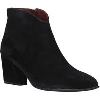 Pantofi Femei Botine Bueno Shoes 20WR5102 Negru