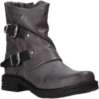 Pantofi Femei Botine Bueno Shoes 8K3502 Gri