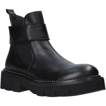 Pantofi Femei Botine Bueno Shoes 20WR3404 Negru