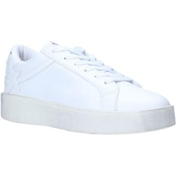 Pantofi Femei Pantofi sport Casual Shop Art SA030060 Alb
