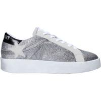 Pantofi Femei Pantofi sport Casual Shop Art SA030064 Argint