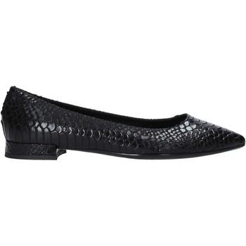 Pantofi Femei Balerin și Balerini cu curea Grace Shoes 521T020 Negru