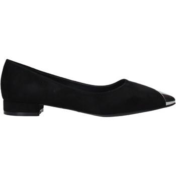 Pantofi Femei Balerin și Balerini cu curea Gold&gold B20 GE88C Negru