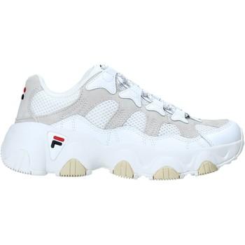 Pantofi Femei Pantofi sport Casual Fila 1011103 Alb