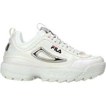 Pantofi Femei Pantofi sport Casual Fila 1011020 Alb