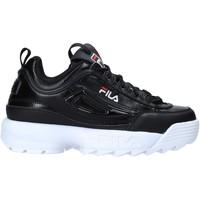 Pantofi Femei Pantofi sport Casual Fila 1011020 Negru