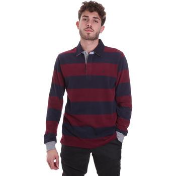 Îmbracaminte Bărbați Tricouri & Tricouri Polo Navigare NV30029 Roșu