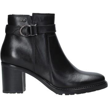 Pantofi Femei Botine Valleverde 46084 Negru