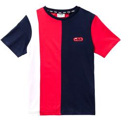 Îmbracaminte Copii Tricouri mânecă scurtă Fila 688008 Roșu