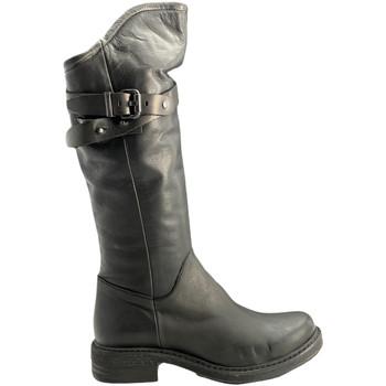 Pantofi Femei Ghete Bueno Shoes 8M1107 Negru
