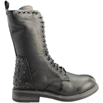 Pantofi Femei Ghete Bueno Shoes 9M1702 Negru