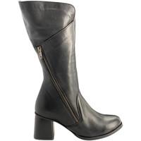 Pantofi Femei Ghete Bueno Shoes 20WP1406 Negru