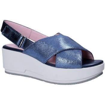 Pantofi Femei Sandale  Stonefly 110333 Albastru