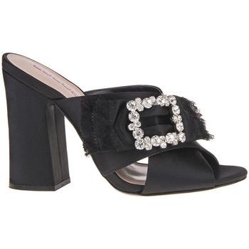 Pantofi Femei Papuci de vară Fornarina PE18GI2904 Negru