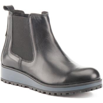 Pantofi Femei Botine Lumberjack SW21913 002 B01 Negru