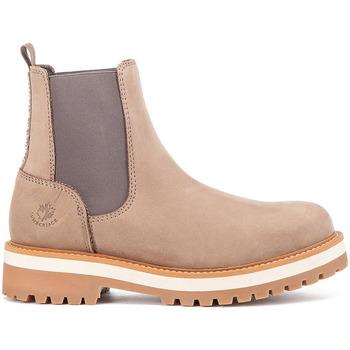 Pantofi Femei Botine Lumberjack SW50503 002 D01 Bej