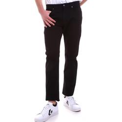 Îmbracaminte Bărbați Pantalon 5 buzunare Navigare NV53095 Negru