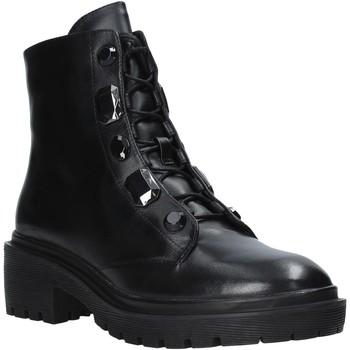 Pantofi Femei Ghete Apepazza F0COMBAT07/DIA Negru