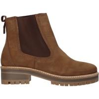 Pantofi Femei Botine Docksteps DSW103501 Maro
