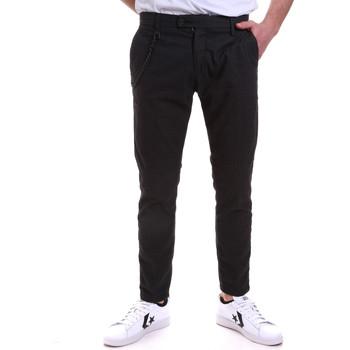 Îmbracaminte Bărbați Pantaloni  Antony Morato MMTR00591 FA850250 Negru