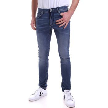 Îmbracaminte Bărbați Jeans skinny Antony Morato MMDT00234 FA750251 Albastru