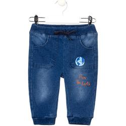 Îmbracaminte Fete Jeans slim Losan 027-6017AL Albastru