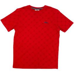 Îmbracaminte Copii Tricouri mânecă scurtă Fila 688084 Roșu