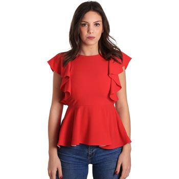 Îmbracaminte Femei Topuri și Bluze Gaudi 811FD45001 Roșu