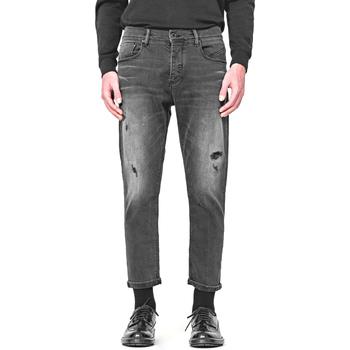 Îmbracaminte Bărbați Jeans drepti Antony Morato MMDT00251 FA750284 Negru