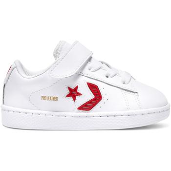 Pantofi Copii Pantofi sport Casual Converse 768406C Alb