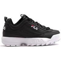 Pantofi Copii Pantofi sport Casual Fila 1011082 Negru