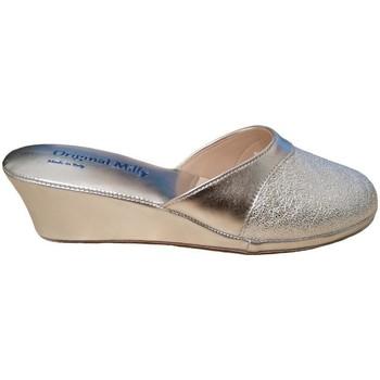 Pantofi Femei Saboti Milly MILLY4000arg grigio