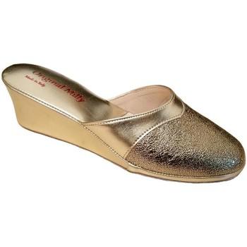 Pantofi Femei Saboti Milly MILLY4000oro grigio