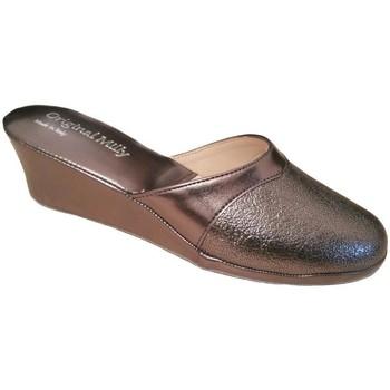 Pantofi Femei Saboti Milly MILLY4000pio marrone