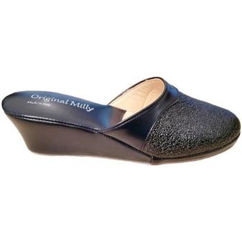 Pantofi Femei Papuci de vară Milly MILLY4000blu blu